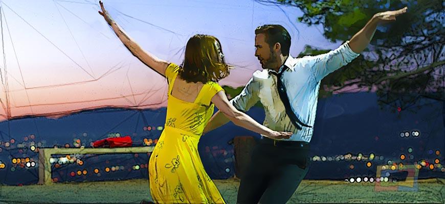 La La Land es una auténtica oda al cine