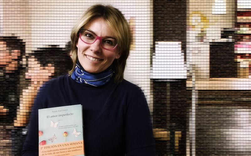 La escritora italiana que promete con su forma de narrar