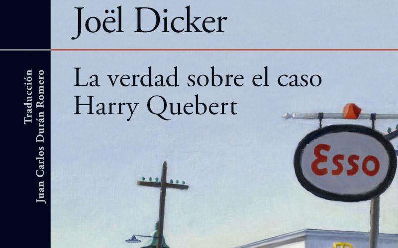 El primer gran éxito de Joël Dicker con la historia de Nola y Harry