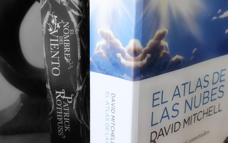 Un gran libro de David Mitchell