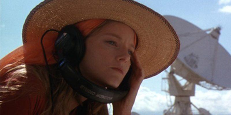 Gran papel de Jodie Foster en la película