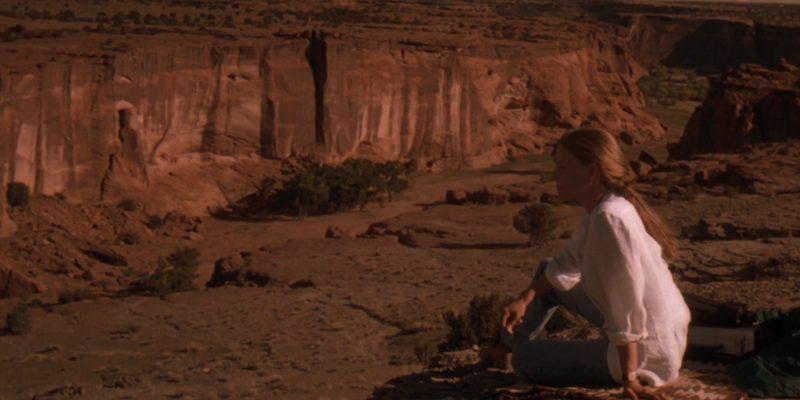 Un juego entre el desierto y lo que el imaginario marca como Marte
