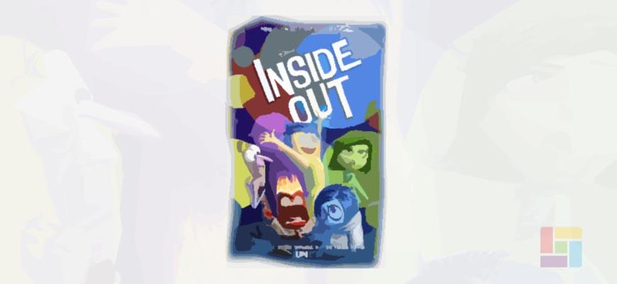 Del revés o Intensa-mente es la nueva película de Pixar