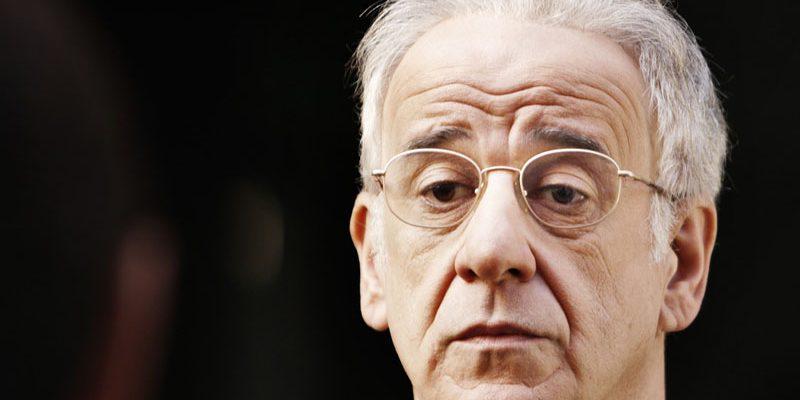 Enrico Oliveri, uno de los personajes de Toni Servillo