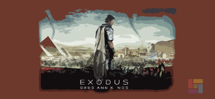 Exodus nos muestra una interpretación diferente del relato de la Biblia