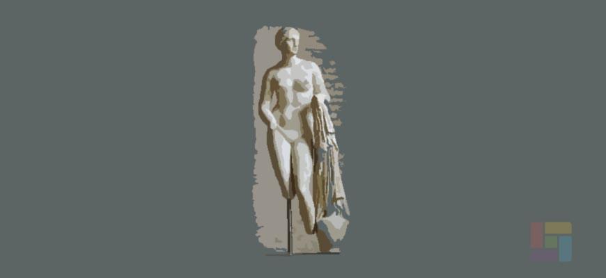 El desnudo es una forma de mirar a los valores de una cultura