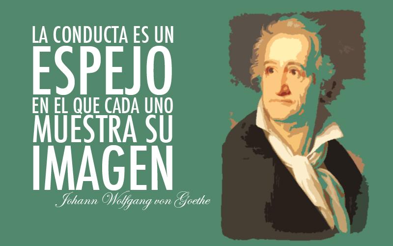 Goethe es un autor que representa el corazón de una época