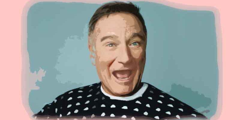 Un actor al que recordaremos siempre por su gran capacidad de sonreír