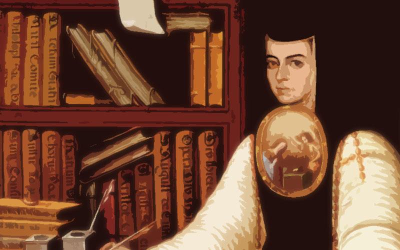 Poeta mexicana de estilo barroco