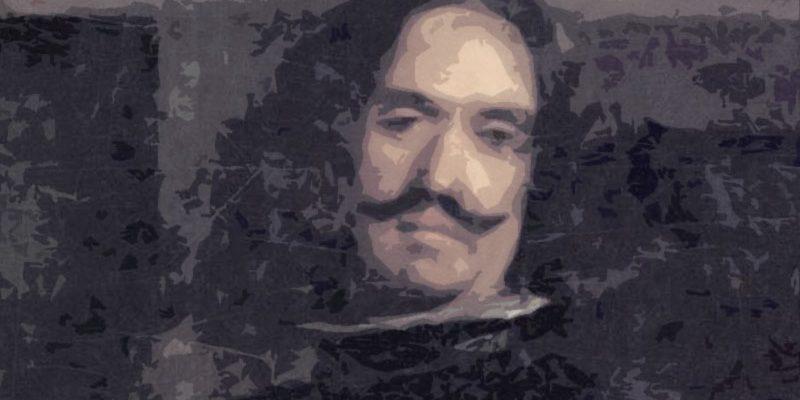 """El pintor autor de """"Las Meninas"""" tal y como él se representa"""