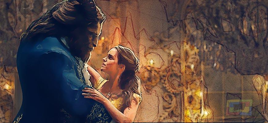 """La nueva versión de """"La bella y la bestia"""" de Disney"""