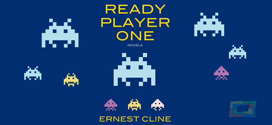 Ready player one es la primera novela de Ernest Cline